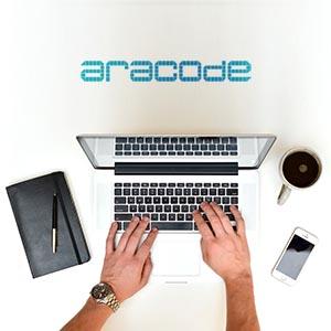 طراحی سایت آراکد